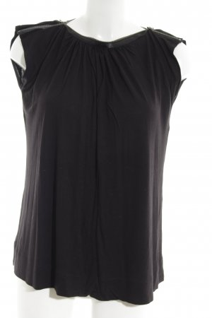 Diane von Furstenberg Muscle Shirt black casual look