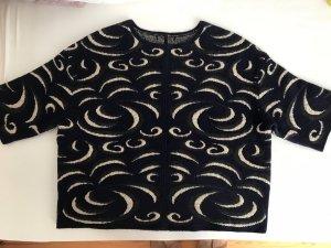 Diane von Furstenberg Kimono sweater veelkleurig Gemengd weefsel