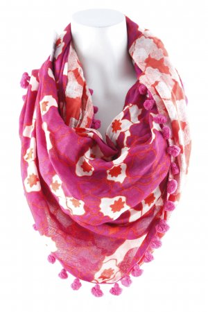Diane von Furstenberg Snood abstract patroon casual uitstraling