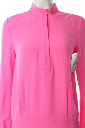 Diane von Furstenberg Seidenbluse pink