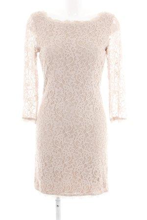 Diane von Furstenberg Abito in pizzo rosa elegante