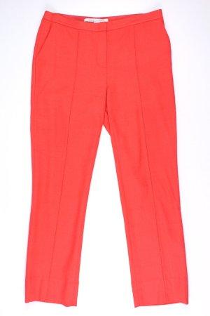 Diane von Furstenberg Stoffhose orange Größe 36