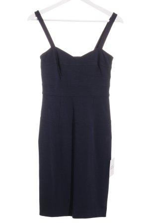 Diane von Furstenberg Stretchkleid dunkelblau Elegant