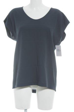 Diane von Furstenberg T-shirt donkerblauw casual uitstraling
