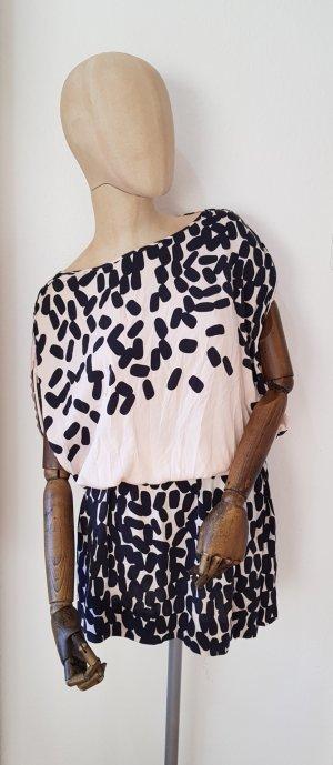 Diane von Furstenberg Tomori Dress In falling marks Gr 2