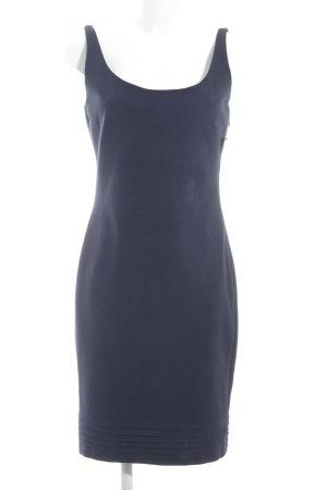 Diane von Furstenberg Trägerkleid dunkelblau Elegant