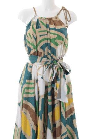 Diane von Furstenberg Trägerkleid florales Muster Beach-Look