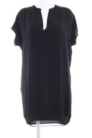 Diane von Furstenberg Tunikakleid schwarz klassischer Stil