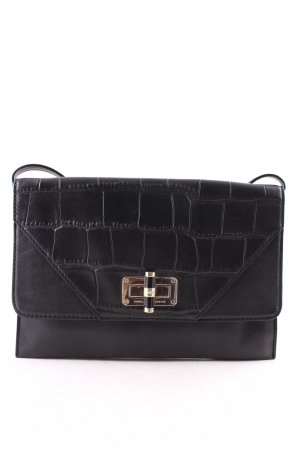 Diane von Furstenberg Umhängetasche schwarz Elegant