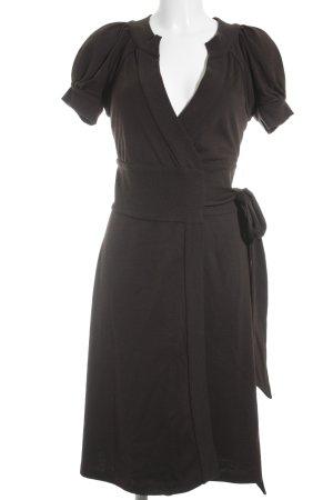 Diane von Furstenberg Wickelkleid braun Elegant