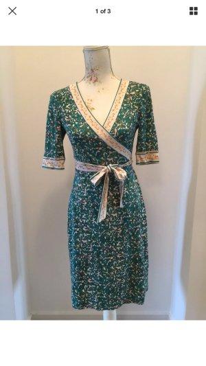 ❤️ DIANE VON FURSTENBERG Wickelkleid Kleid Gr. 36
