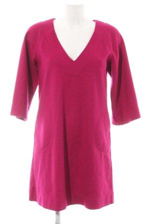 Diane von Furstenberg Wollkleid pink Casual-Look
