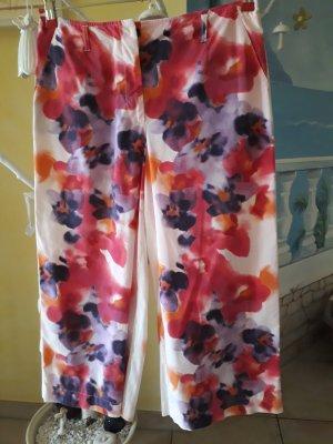 di Bari Culottes multicolored cotton