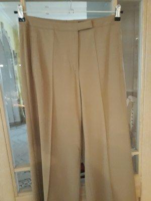 Dibari Pantalone Marlene color cammello Tessuto misto