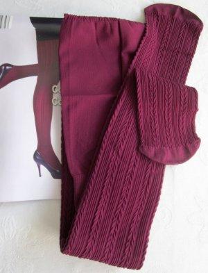 Legwarmers violet-purple