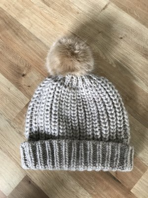 Hallhuber Bobble Hat multicolored