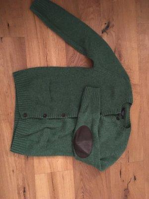 Dicke Wollstrickjacke von Gant in S