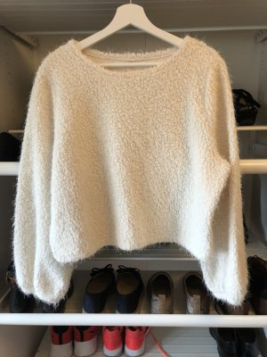 Dicker crop Pullover