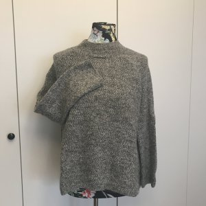 Mango Wool Sweater multicolored