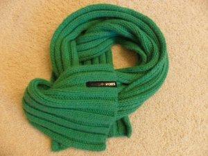 Dicker MARCCAIN Schal, grün,grasgrün, 250x35 cm,mollig warm