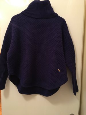 Dicker Miss Sixty Strickpullover lila Gr. S