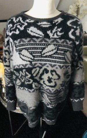 Dicker Winter Pullover von Malina Wong mit angora gr. 40 -42