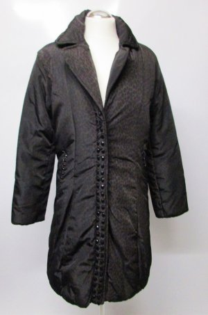 Quilted Coat multicolored polyester