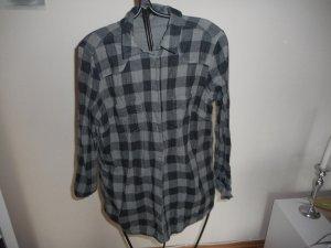 dickeres Karo Damenhemd