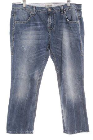 Didi 3/4 Jeans stahlblau Casual-Look