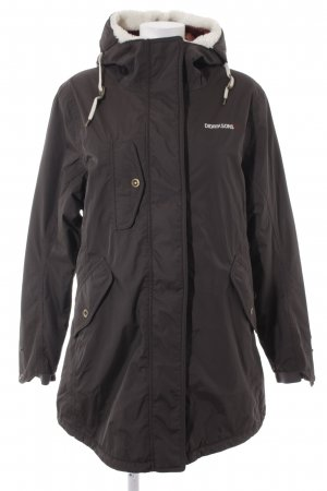 Didriksons Parka mehrfarbig Casual-Look