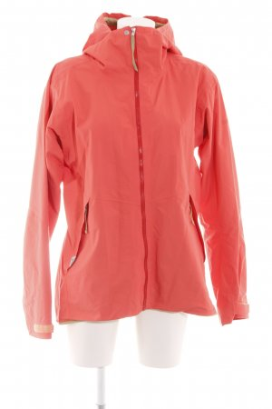 Didriksons Raincoat red casual look
