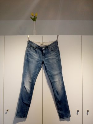 die gute Wrangler Jeans