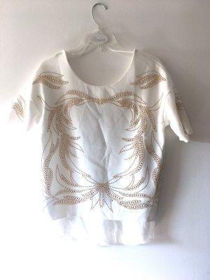 Die Weiße Bluse von Zara