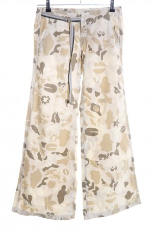 Diesel 3/4 Length Trousers abstract pattern casual look