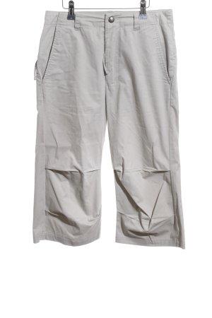 Diesel Pantalón pirata gris claro look casual