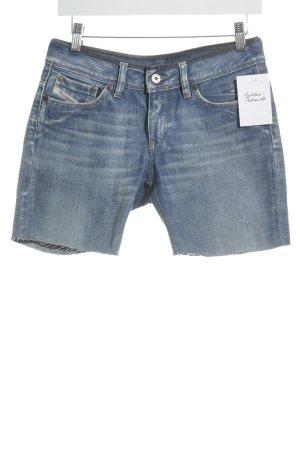 Diesel 3/4 Jeans blau Casual-Look