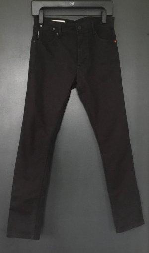 Diesel Pantalón de cinco bolsillos negro
