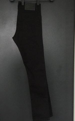 Diesel Pantalone cinque tasche nero