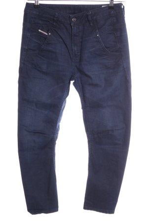 Diesel 7/8-jeans blauw casual uitstraling