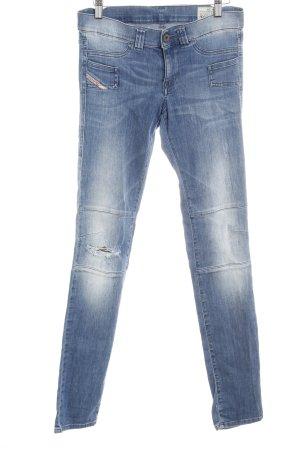 Diesel Jeans a 7/8 azzurro aspetto di seconda mano