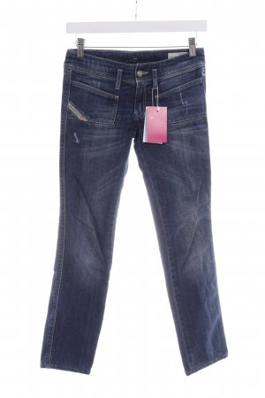 """Diesel 7/8 Jeans """"Hushy J"""" blau"""