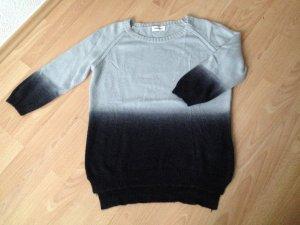 Diesel Angora Pullover mit grauem Farbverlauf