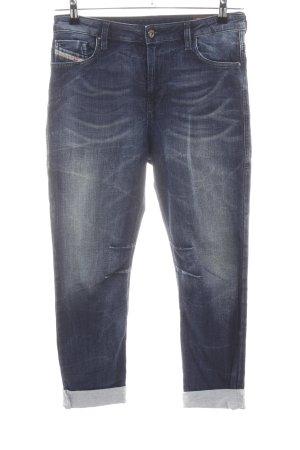 Diesel Baggy Jeans blue casual look
