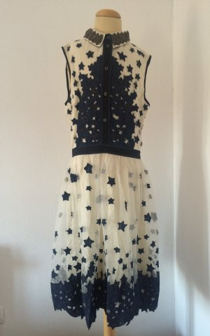 Diesel Black Gold Label Designer Kleid Star S