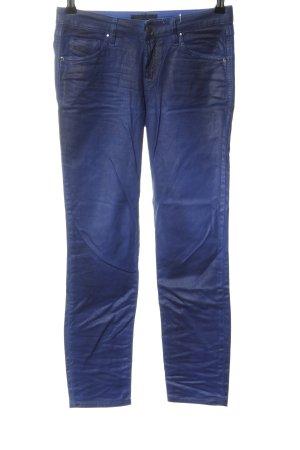 Diesel Black Gold Skinny Jeans blau Casual-Look