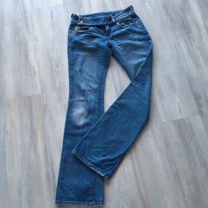 Diesel Blue Jeans im leichten used Look