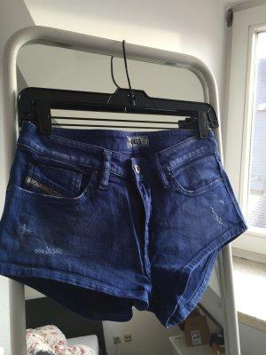 Diesel Blue Jeans Shorts