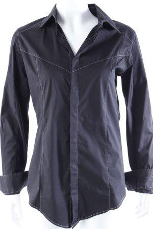 Diesel Bluse schwarz