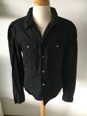 Diesel Bluse schwarz Gr. M