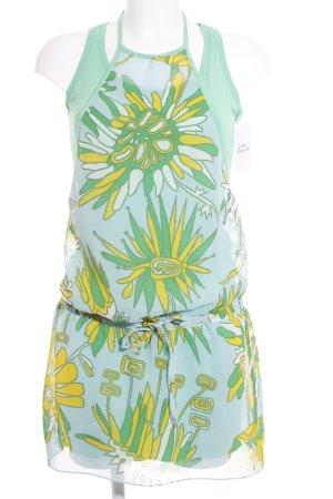 Diesel Blusenkleid florales Muster extravaganter Stil